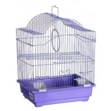 HAPPY Animals Клетка для птиц (35х28х43 см) (арт. ХЭП A413)