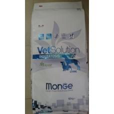 Monge VET SOLUTION DERMATOSIS - корм для собак, заболевания кожи, пищевая аллергия