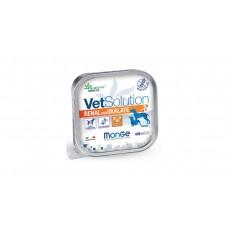 MONGE VET DOG RENAL OXALATE - консервы для собак с почечной недостаточностью и профилактика МКБ,150 гр
